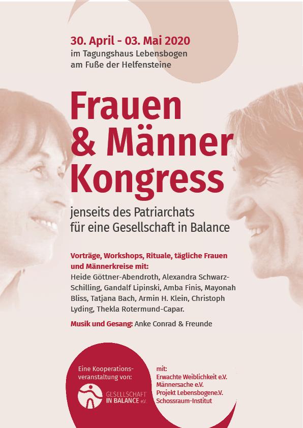 Frauen und Maenner Kongress